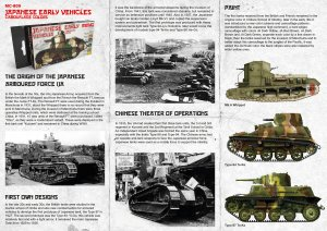 Vehiculos Japoneses Iniciales WWII