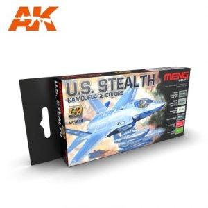 U.S. Steal Camouflages Colors  (Vista 1)