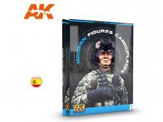 Camuflajes Modernos para Figuras - Ref.: AKIN-248