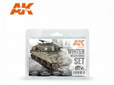 Winter Weathering Set - Ref.: AKIN-4270