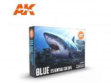 Colores Azules - Ref.: AKIN-AK11618