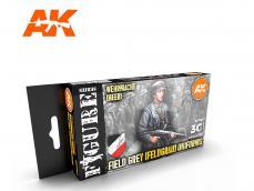 Uniformes Grises Feldgrau - Ref.: AKIN-AK11627