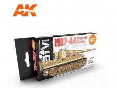 1937-44 Panzer Colors - Ref.: AKIN-AK11656