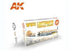 Luftwaffe Tropical Colors - Ref.: AKIN-AK11719