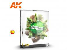 Dominando la Vegetacion en Modelismo - Ref.: AKIN-AK296