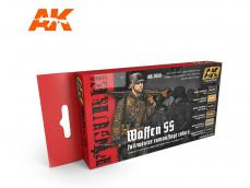 Uniformes otoño/invierno Waffen SS  - Ref.: AKIN-AK3050