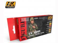 Uniformes Americanos - Ref.: AKIN-AK3070