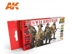 Uniformes Britanicos - Ref.: AKIN-AK3240