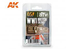 Colores Britanicos WWI - Ref.: AKIN-AK4040