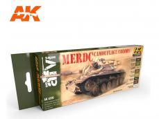 Merdc Camuflaje colores - Ref.: AKIN-AK4230