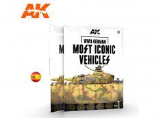 Los Vehiculos Alemanes mas Iconicos de las SS. Volumen 1 - Ref.: AKIN-AK515