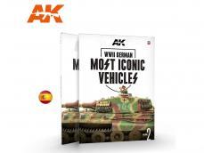 Los Vehiculos Alemanes mas Iconicos de las SS. Volumen 2 - Ref.: AKIN-AK517