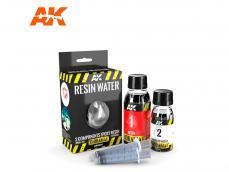 Agua cristalina - Ref.: AKIN-AK8044