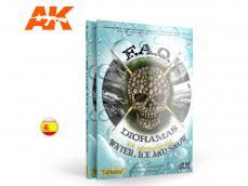 F.A.Q. Dioramas 1.2 - Agua, Hielo y Niev - Ref.: AKIN-AK8051