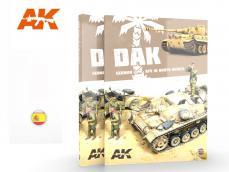 DAK. Vehiculos Alemanes en el Norte de África - Ref.: AKIN-AK913
