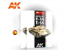 Modelado T54 - T55 MiniArt - Ref.: AKIN-AK915