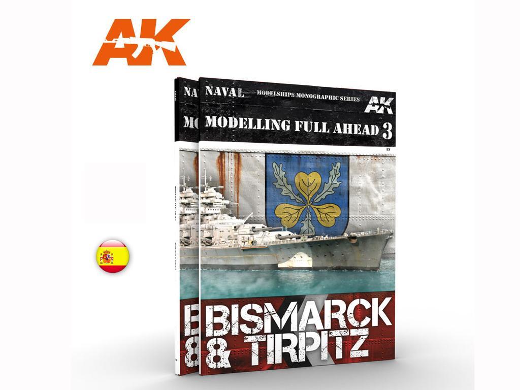Modelling Full Ahead Nº3 (Vista 1)