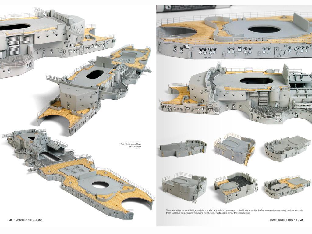 Modelling Full Ahead Nº3 (Vista 7)