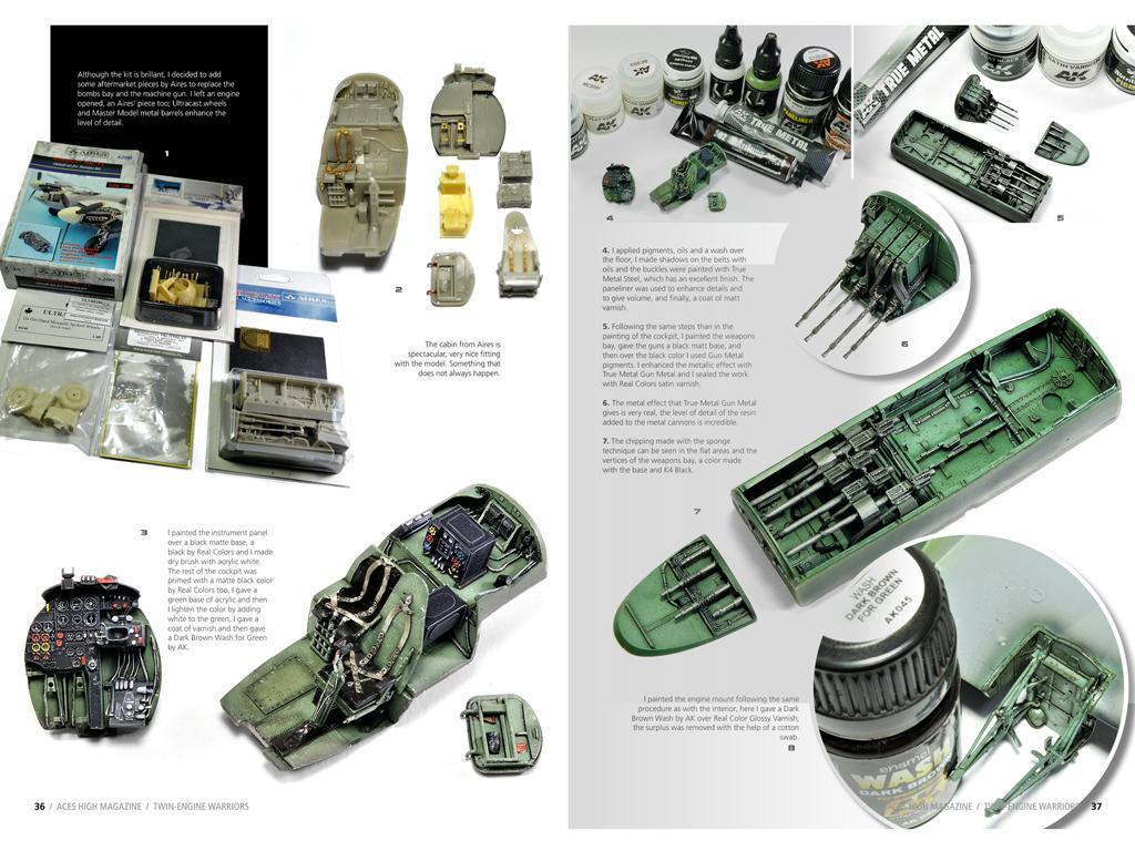 Twin-Engine Warriors (Vista 5)