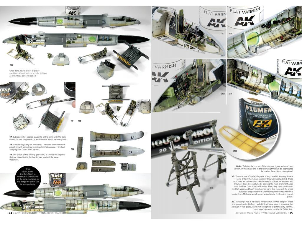 Twin-Engine Warriors (Vista 7)