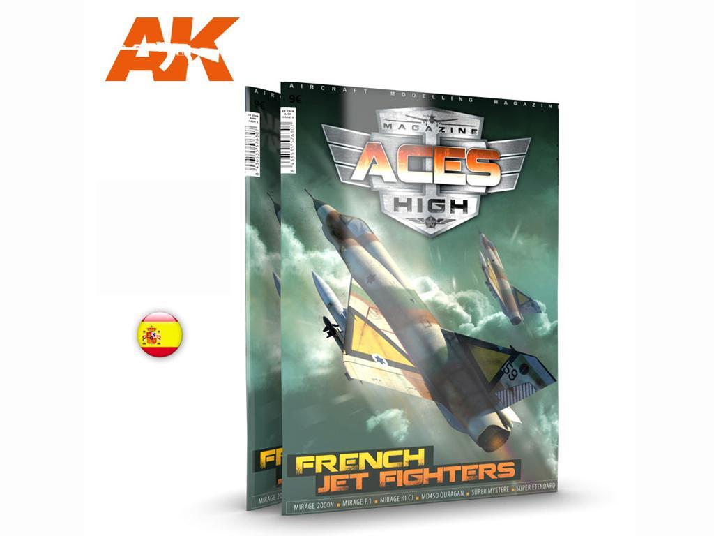 Aces High 15 Cazas Franceses (Vista 1)