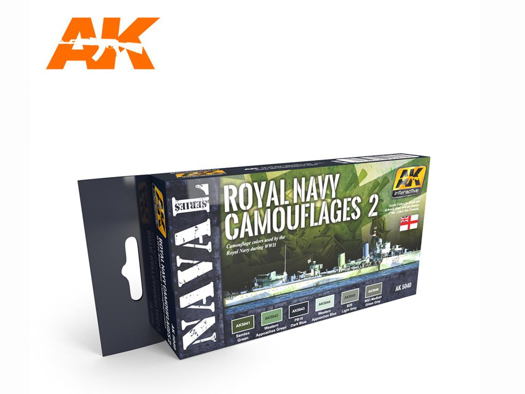 Royal Navy Camuflages 2 (Vista 1)