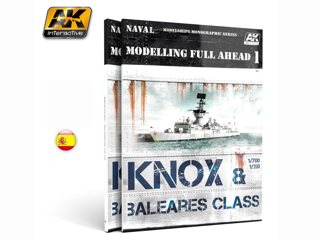 Modelling Full Ahead Knox & Clase Balear (Vista 1)