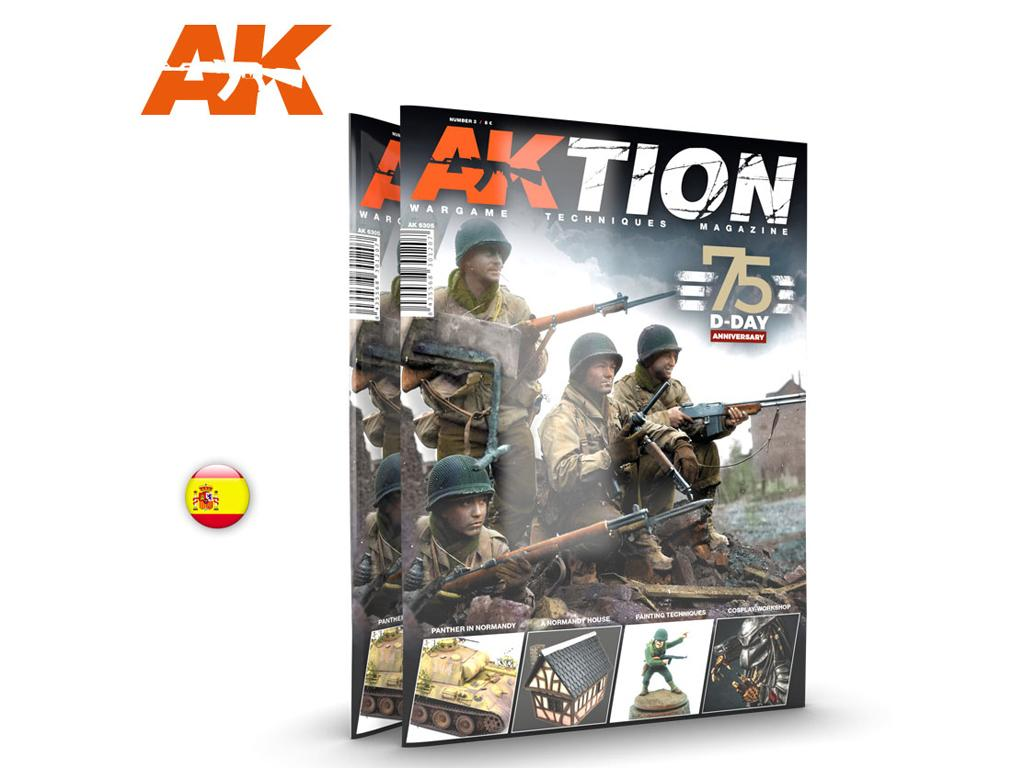 Revista Aktion Wargame  (Vista 1)