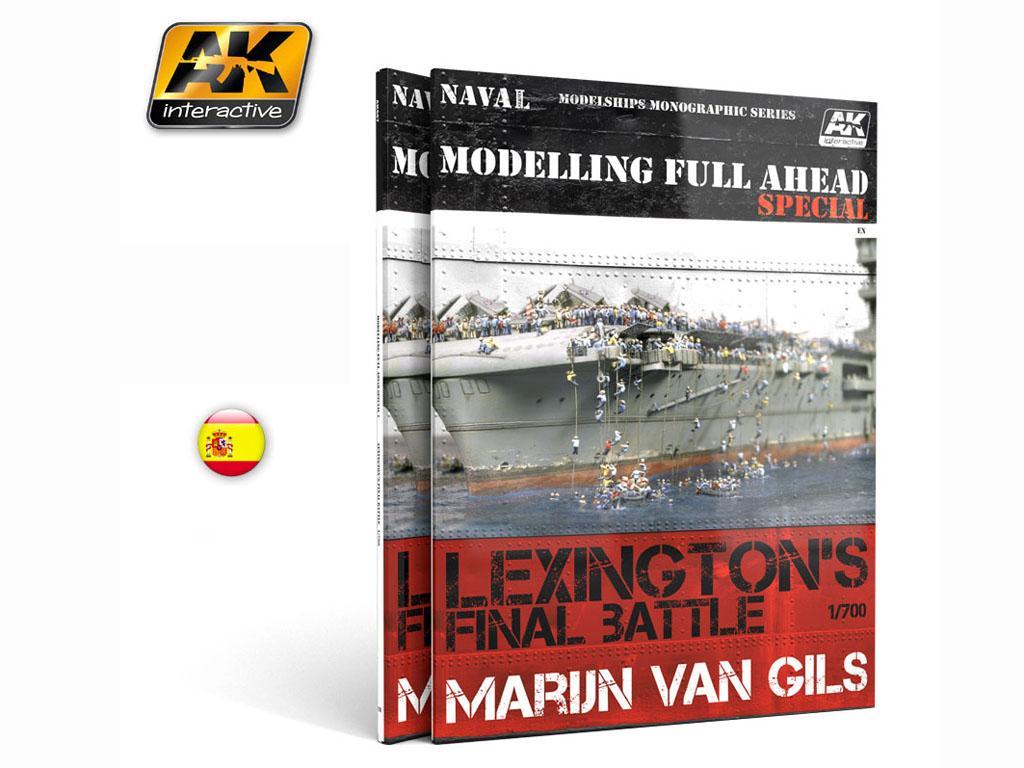 Modelling Full Ahead Special 1/ Lexingto (Vista 1)
