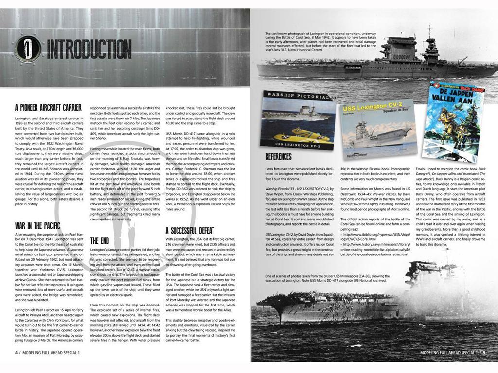 Modelling Full Ahead Special 1/ Lexingto (Vista 3)