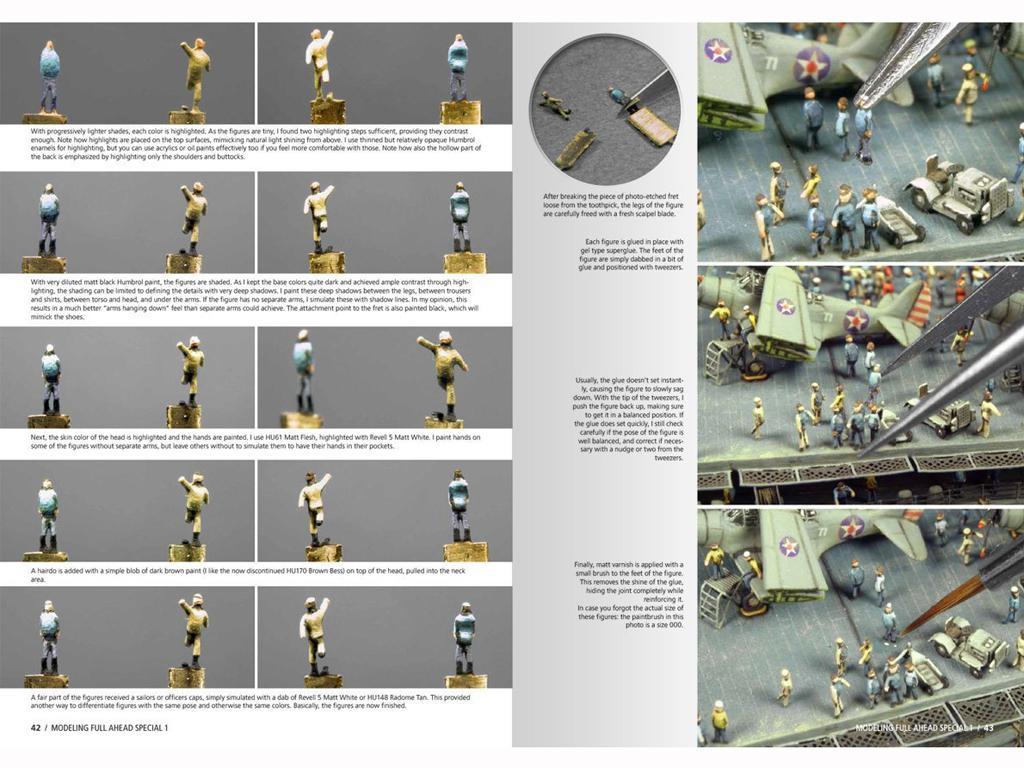 Modelling Full Ahead Special 1/ Lexingto (Vista 6)