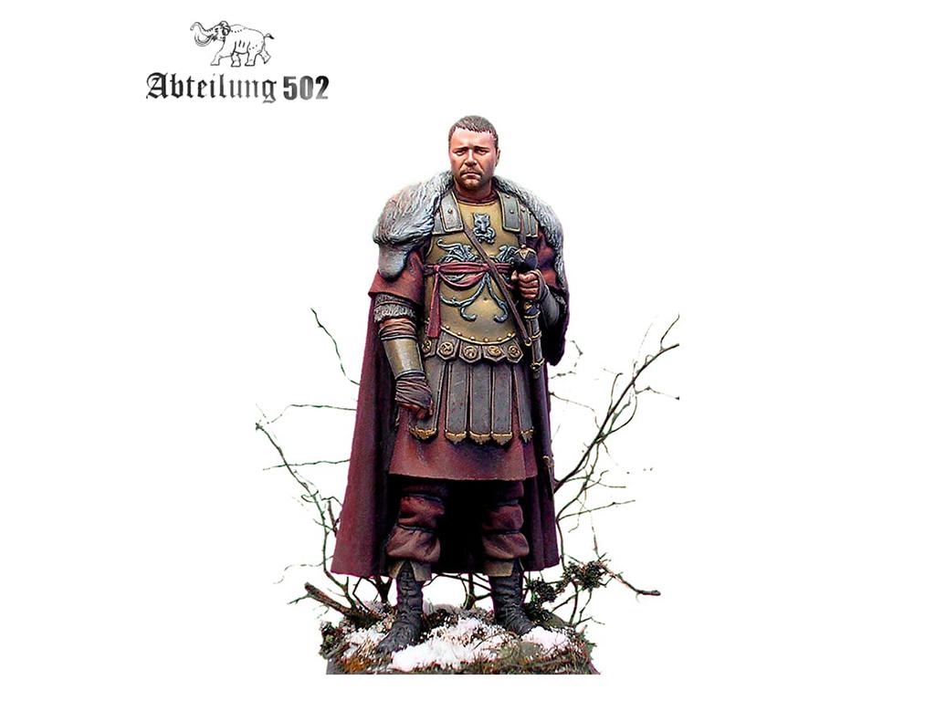 Oficial de la caballería romana 180 d.C.  (Vista 2)