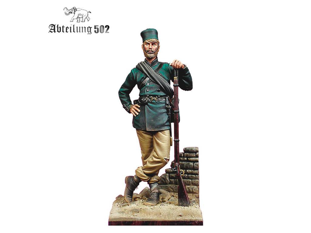 Brigada de Fusileros Sevastopol 1855 (Vista 2)