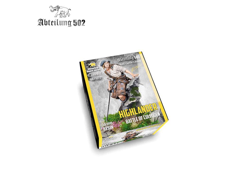 Highlander Battle of Cilloden (Vista 1)