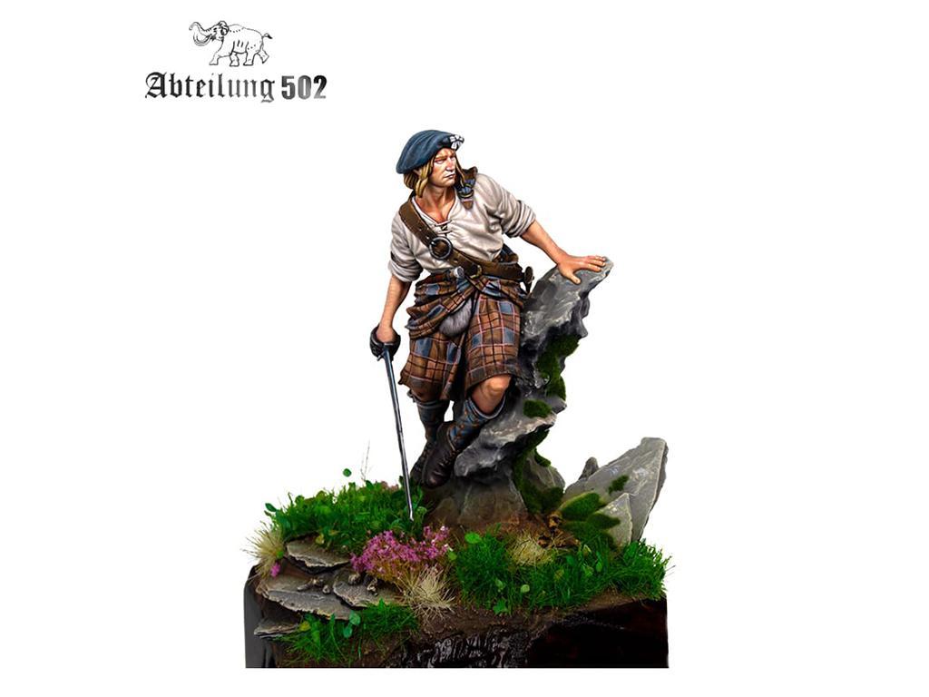 Highlander Battle of Cilloden (Vista 3)