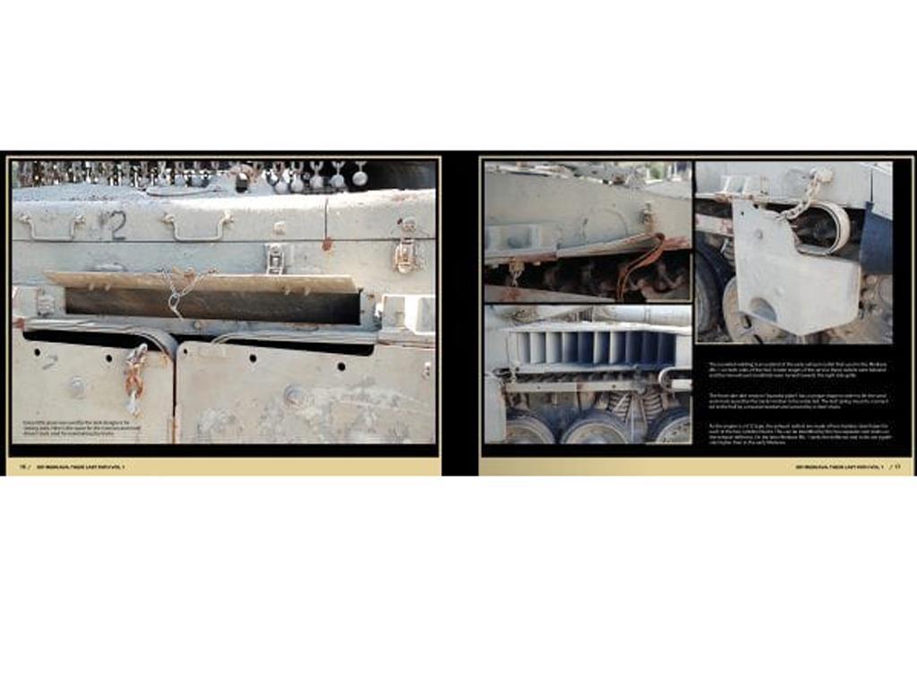 Su último camino  – IDF Tank Wrecks Merkava MK. 1 and 2 (Vista 4)