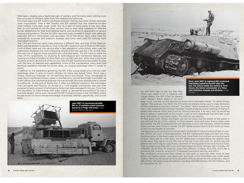 T-54/5 TO IDF Tiran 4/5 The Birth of a Bastard Tank (Vista 2)