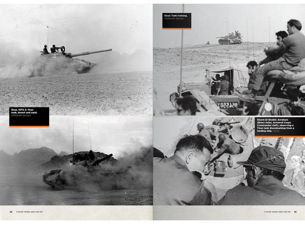 T-54/5 TO IDF Tiran 4/5 The Birth of a Bastard Tank (Vista 3)