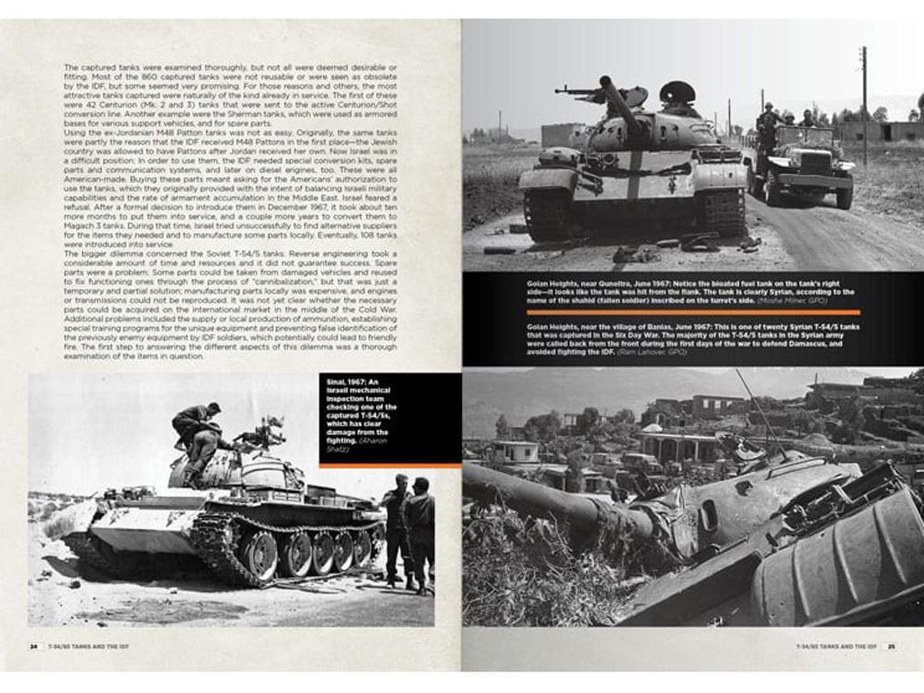 T-54/5 TO IDF Tiran 4/5 The Birth of a Bastard Tank (Vista 7)
