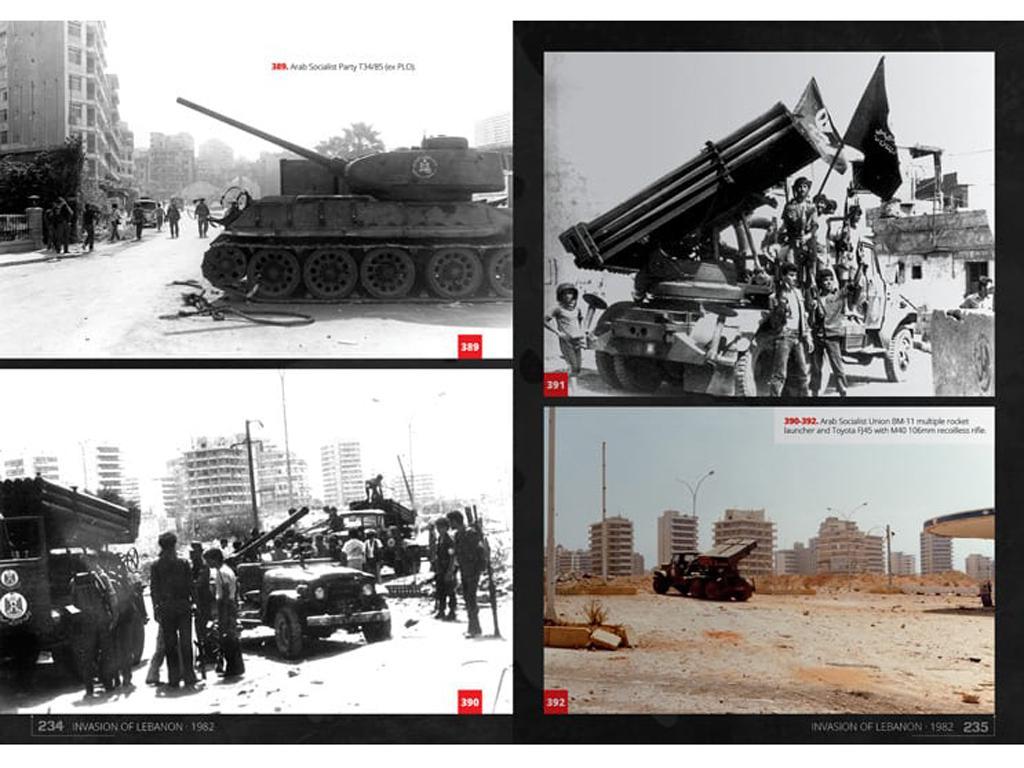Invasion of  Lebanon (Vista 10)