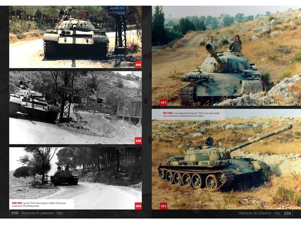 Invasion of  Lebanon (Vista 2)