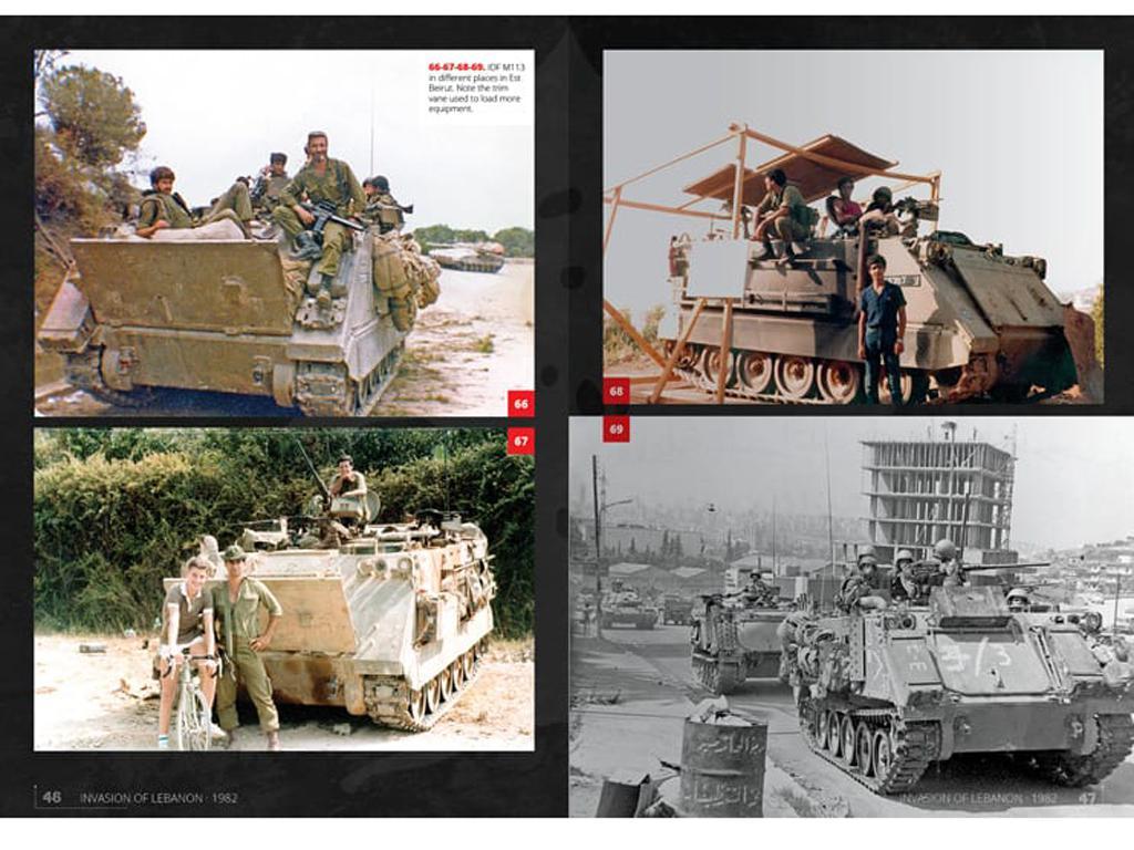 Invasion of  Lebanon (Vista 3)