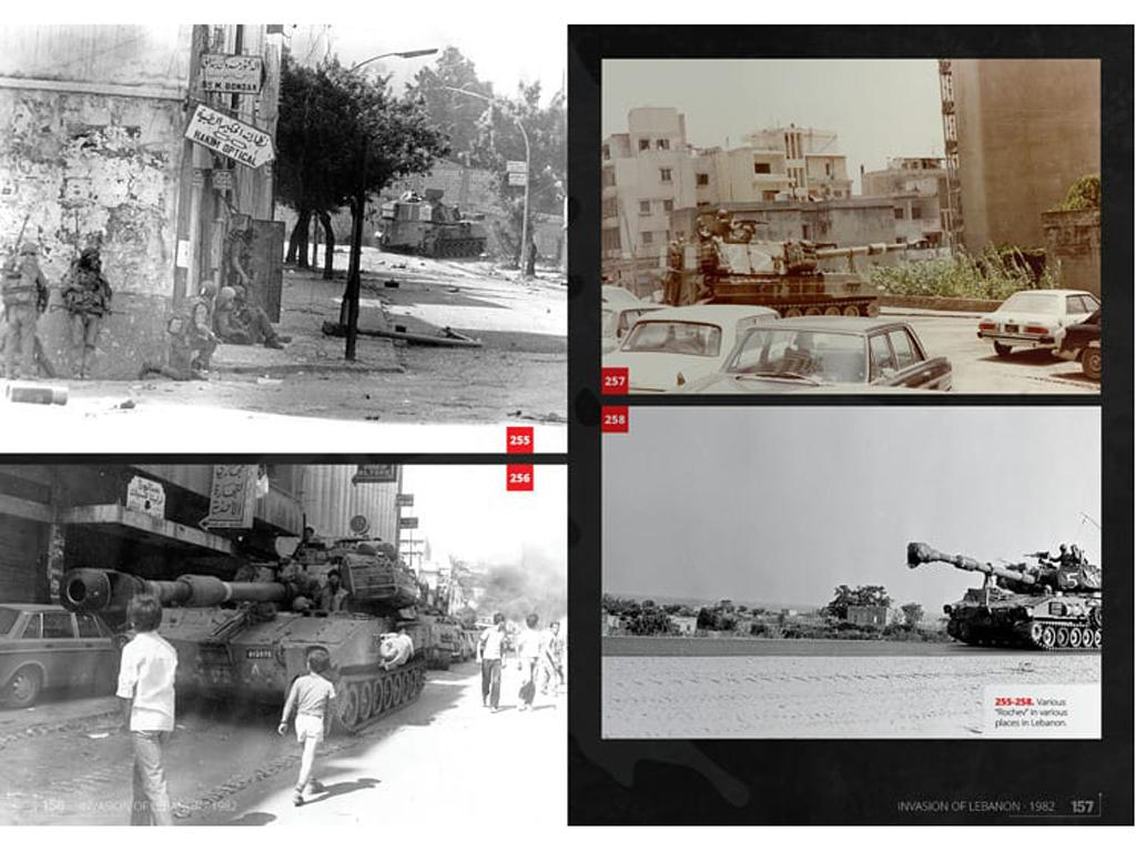 Invasion of  Lebanon (Vista 6)