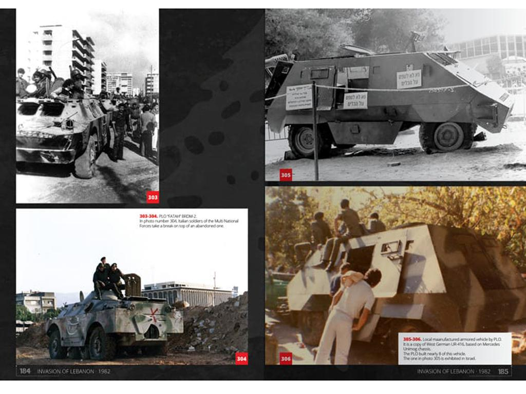 Invasion of  Lebanon (Vista 8)