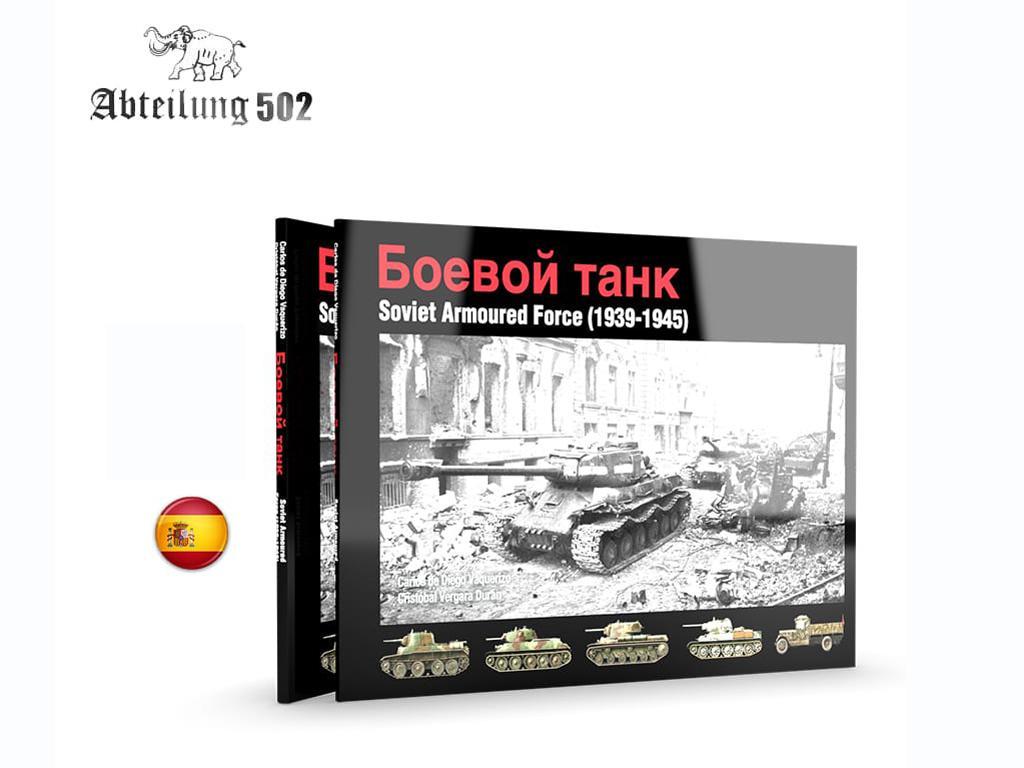 Fuerza blindada soviética 1939-1945 (Vista 1)