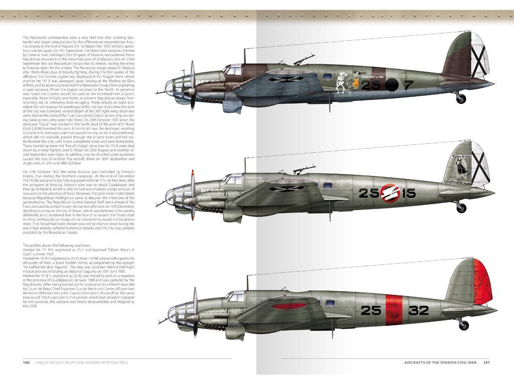 Aviones de la Guerra Civil Española 1936-1939 (Vista 11)