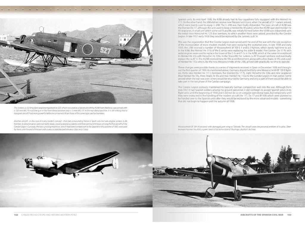 Aviones de la Guerra Civil Española 1936-1939 (Vista 6)