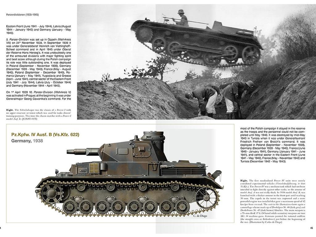 Panzerdivisionen (Vista 3)