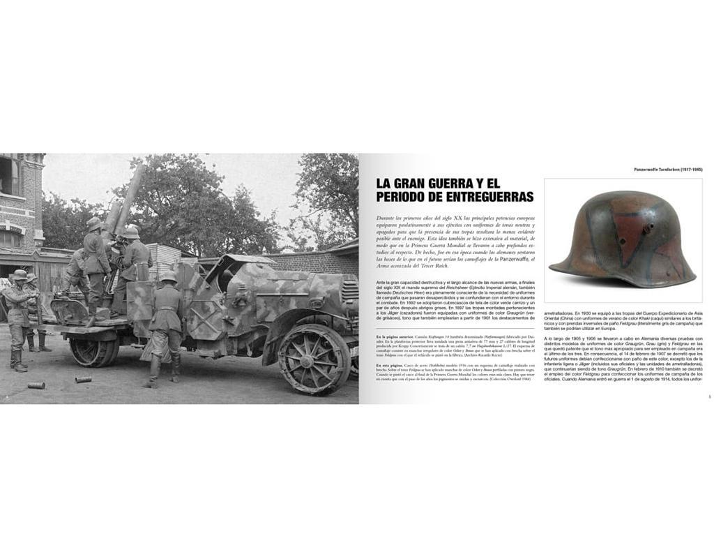Panzerwaffe Tarnfarben (Vista 2)