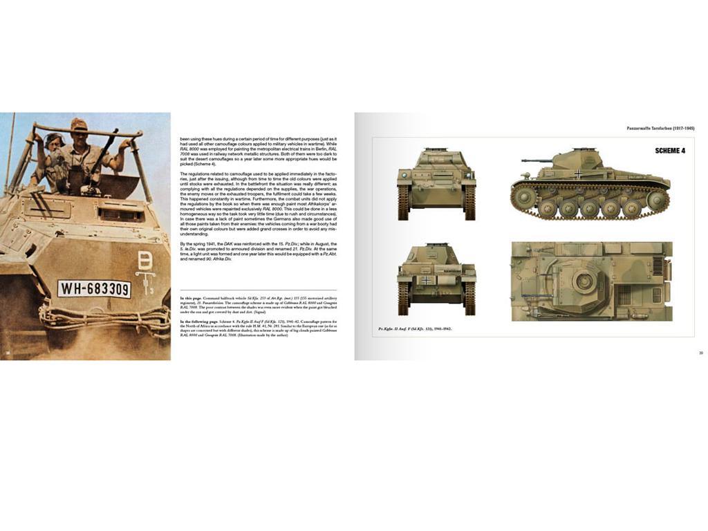 Panzerwaffe Tarnfarben (Vista 6)